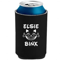 EBX Cheshire Koozie