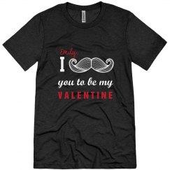 Mustache My Valentine