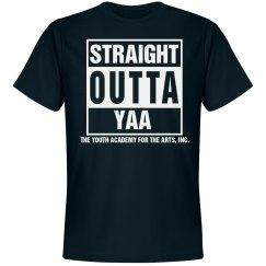 Straight Outta YAA - Front