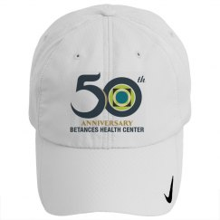 50th anniv logo hat