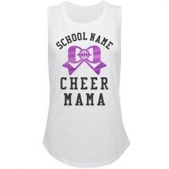 Custom Cheerleader Long-Sleeve Slub