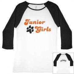 LHS Junior Girls T-shirt