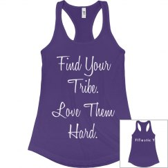 Find Your Tribe Tank
