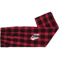 Youth Fashion Flannel Pajama Pants