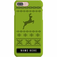 Ugly Sweater Deer Case