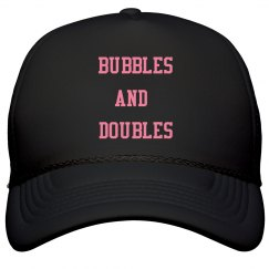 hat bubbles and doubles