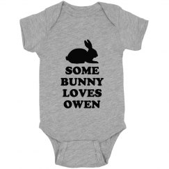 Custom Easter Bunny Design