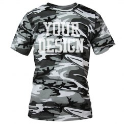 Personalized Camo Tees