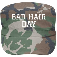 My Bad Hair Day Hat
