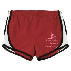 SDA Running Shorts-Adult