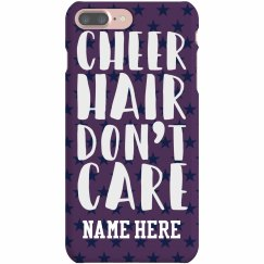 Sassy Cheer Hair Don't Care