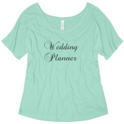 Wedding Planner Bow