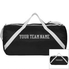 Black sport's bag