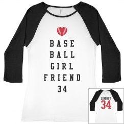 Baseball Girlfriend 34