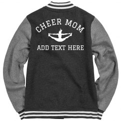 Custom Cheer Mom Bomber