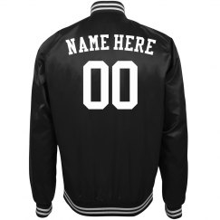 Custom Name Baseball Gear