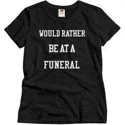 NOT GONNA LIE  Women's T-Shirt