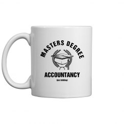 Masters  in Accountancy