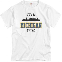 It's a michigan thing
