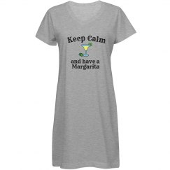 Keep Calm - Margarita grey