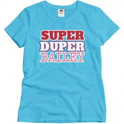 Super Duper Bailey