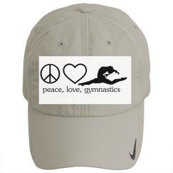 Gymnastics hat