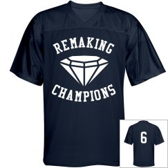 Men's Remaking Champions Jerseys