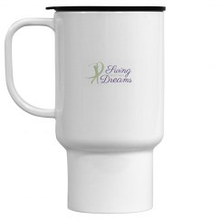 Swing Into Their Dreams 15oz Travel Mug