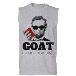 Drinkin Lincoln GOAT July 4th