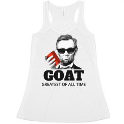 Abe Lincoln GOAT Greatest of All Time