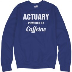 Actuary powered by Caffeine