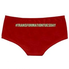 TRANSFORMATION TUESDAY