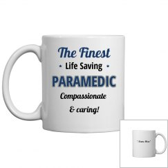 Compassionate & caring paramedic