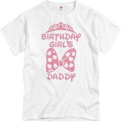 Birthday Girl's Daddy