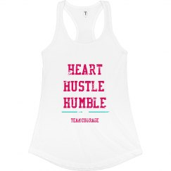 Heart Hustle Humble Tank