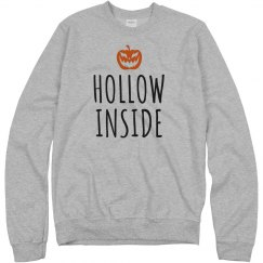 Hollow Inside Pumkin Pun