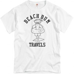 Beach Bum Traveler