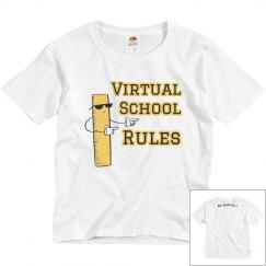 School Rule T-shirt