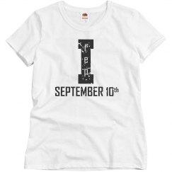 September 1st birthday