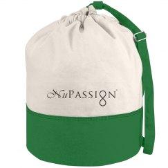 Nupassion Canvas Duffel Bag