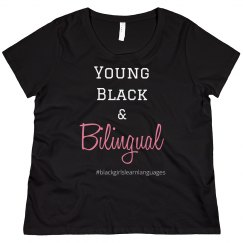 Young Black & Bilingual up to 4X