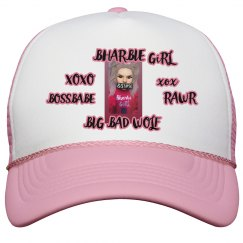 TheOutboundLivingApparel BIG BAD WOLF BHARBIE GIRL