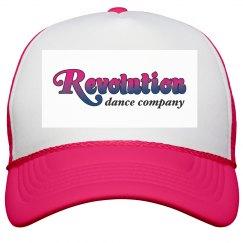 RDC Neon Pink Trucker Hat