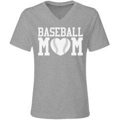 Sporty Baseball Mom Jerseys
