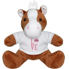 Love Jasper Plush Pony