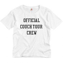 Pink Youth Crew