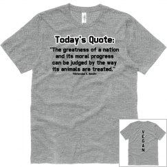 Today's Quote - Gandi