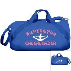 Superstar cheerleader