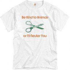 Neuter You T-Shirt
