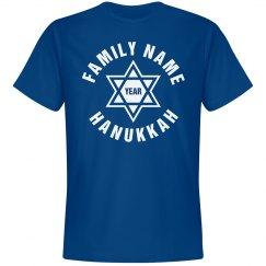 Custom Hanukkah Party